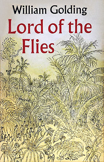 LORD OF THE FLIES THEMES CHARACTERS