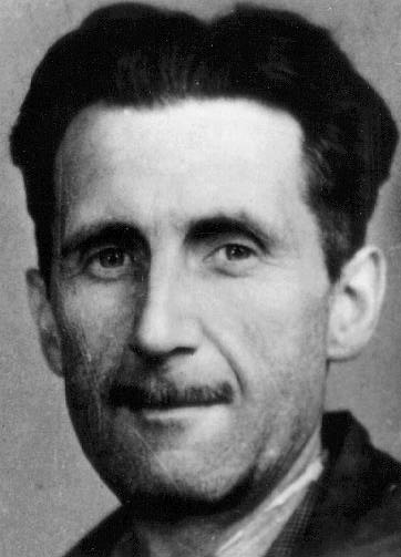george orwell biography francais facile