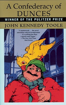 of dunces pulitzer prize winner about ignatius j reilly a 30 year ...