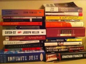 first 25 books