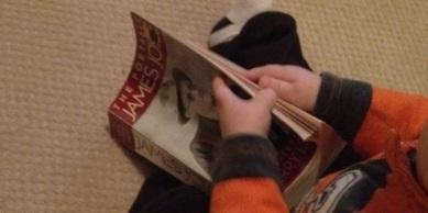 littlemanreading