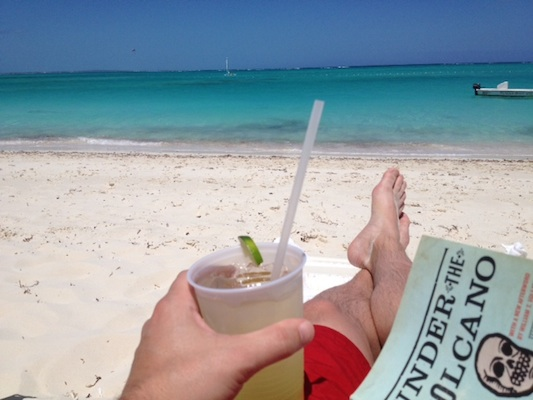 beachreading