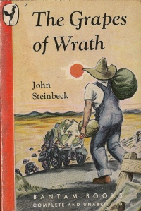 the grapes of wrath good vs