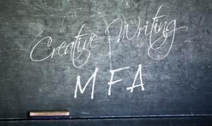 creative writing mfa