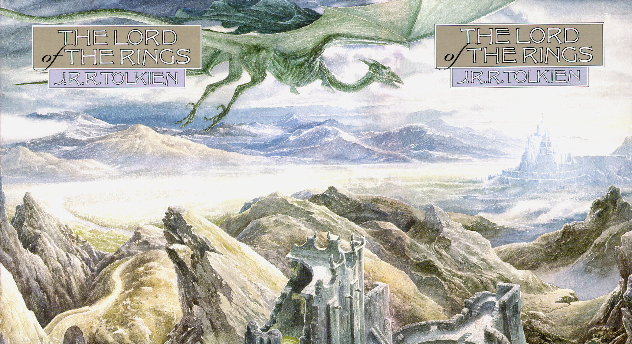 an analysis of the lord of the rings by jrrtolkien