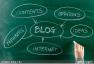 blog chalkboard