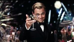 dicaprio toast
