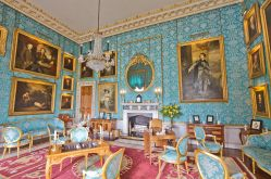 Turquoise Drawing Room (Image: Wikimedia Commons)